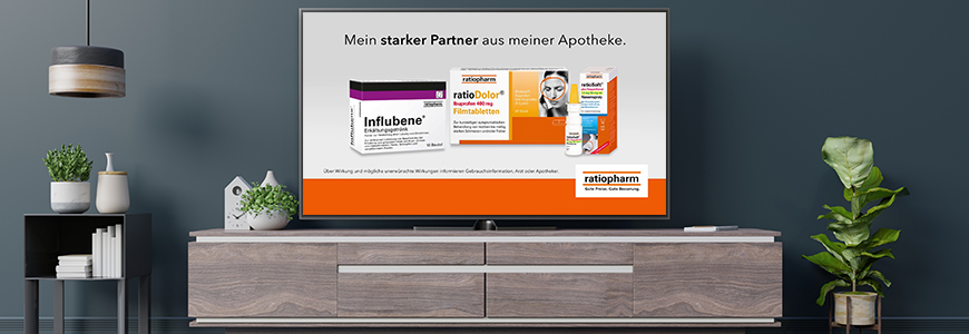 ratiopharm; TV-Spot;
